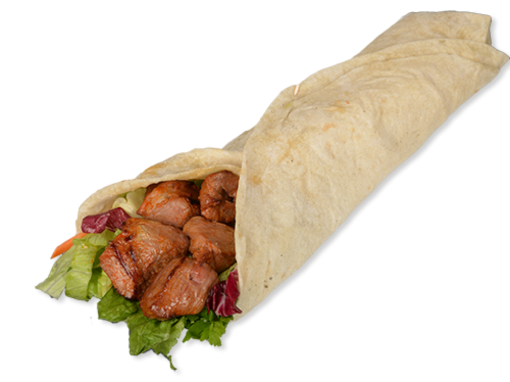 Turkish Durum Kebab  cover