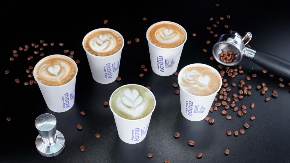 Moov Coffee Shop cover image