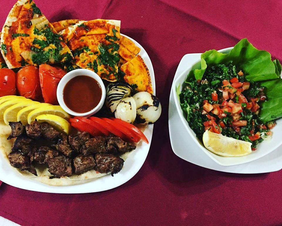 Nassar Restaurant Libanez cover image