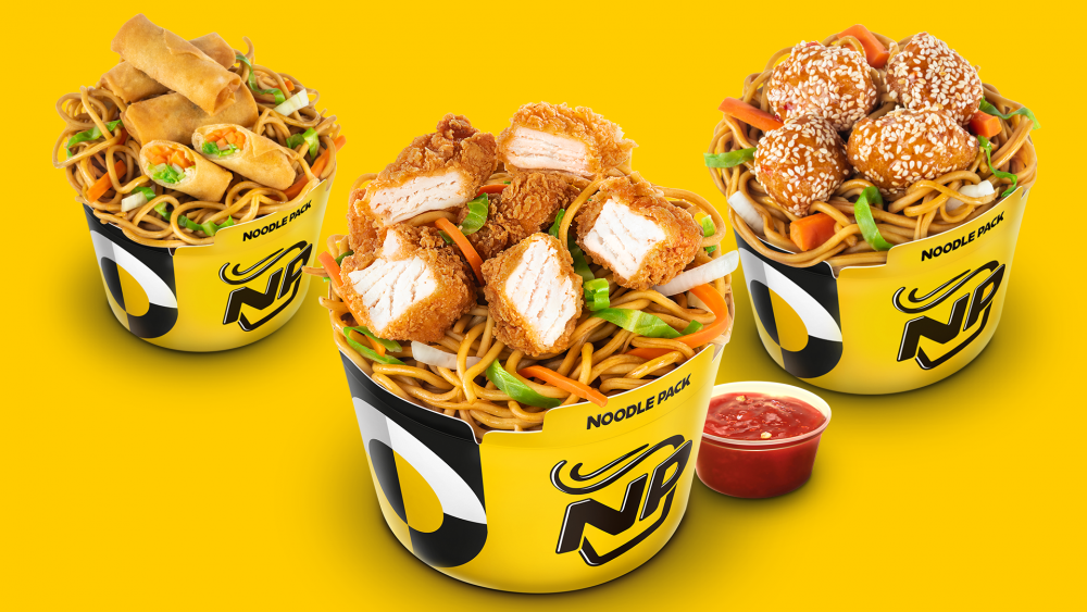 Noodle Pack Baneasa Shopping City cover