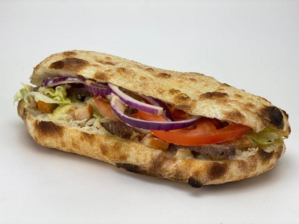Chapli Kebab Traian cover