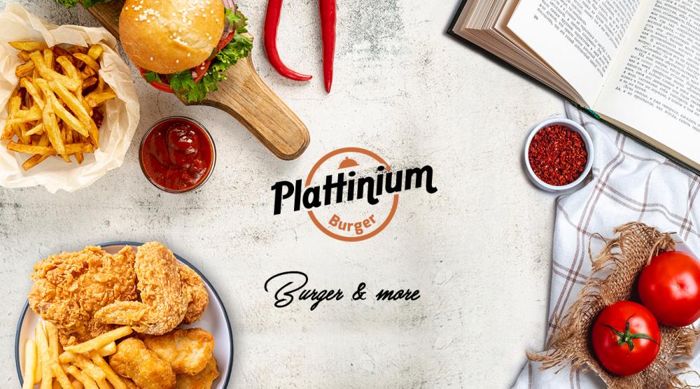 Plattinium Burger cover