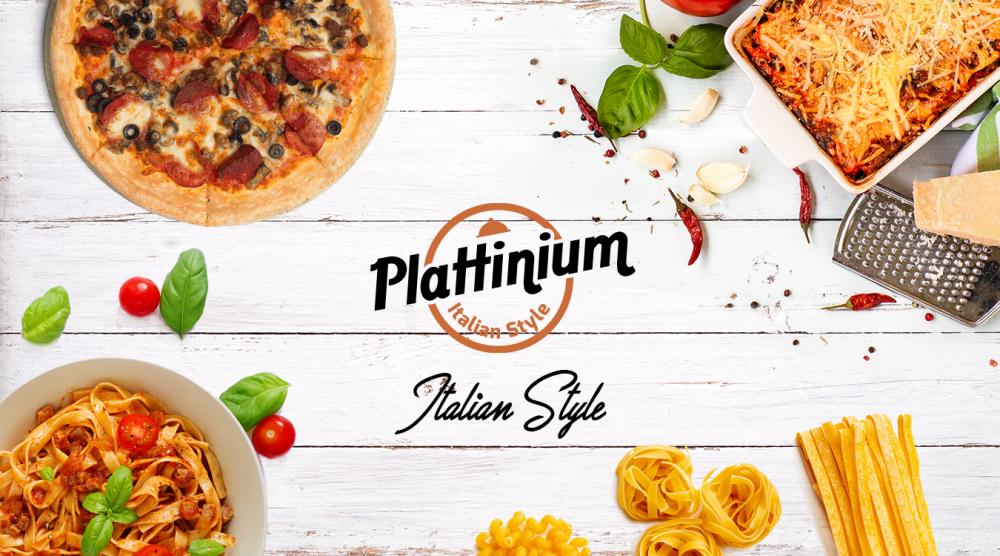 Plattinium Italian Style cover