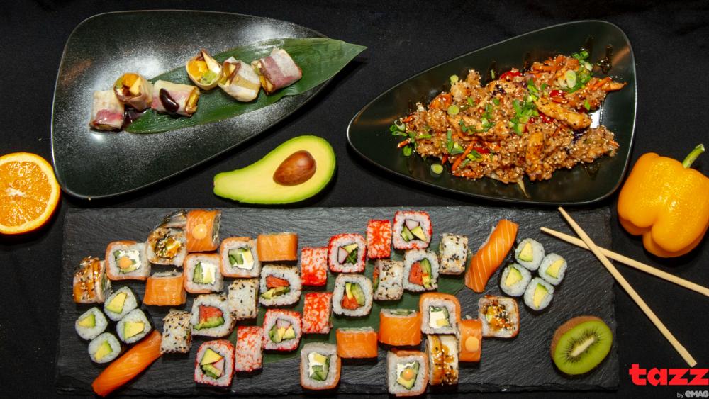 Sushi Master Bucuresti Halelor cover
