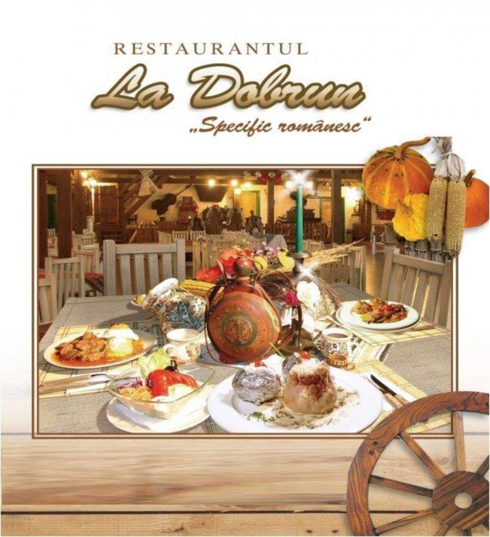 "Restaurant ""La Dobrun"" cover"