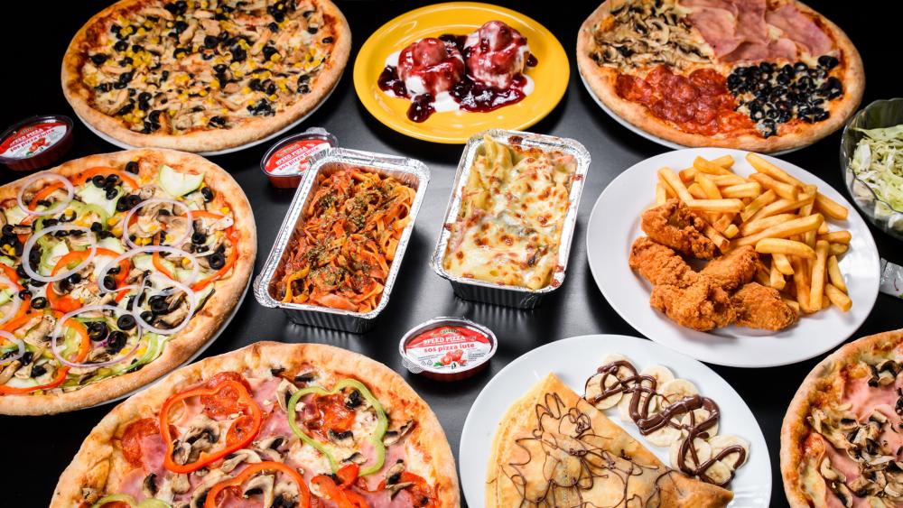 Speed Pizza  Popesti Leordeni cover