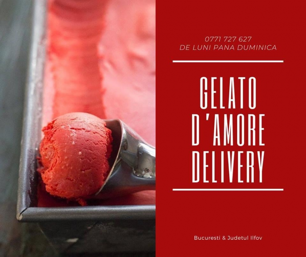 Gelato D`Amore cover image