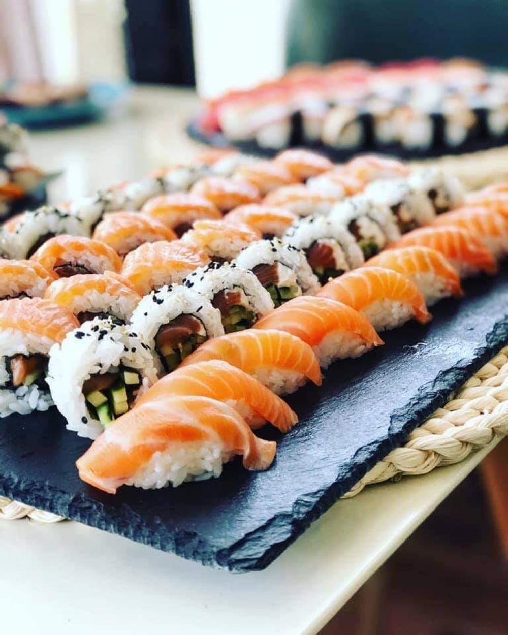 Sushi Omakase cover