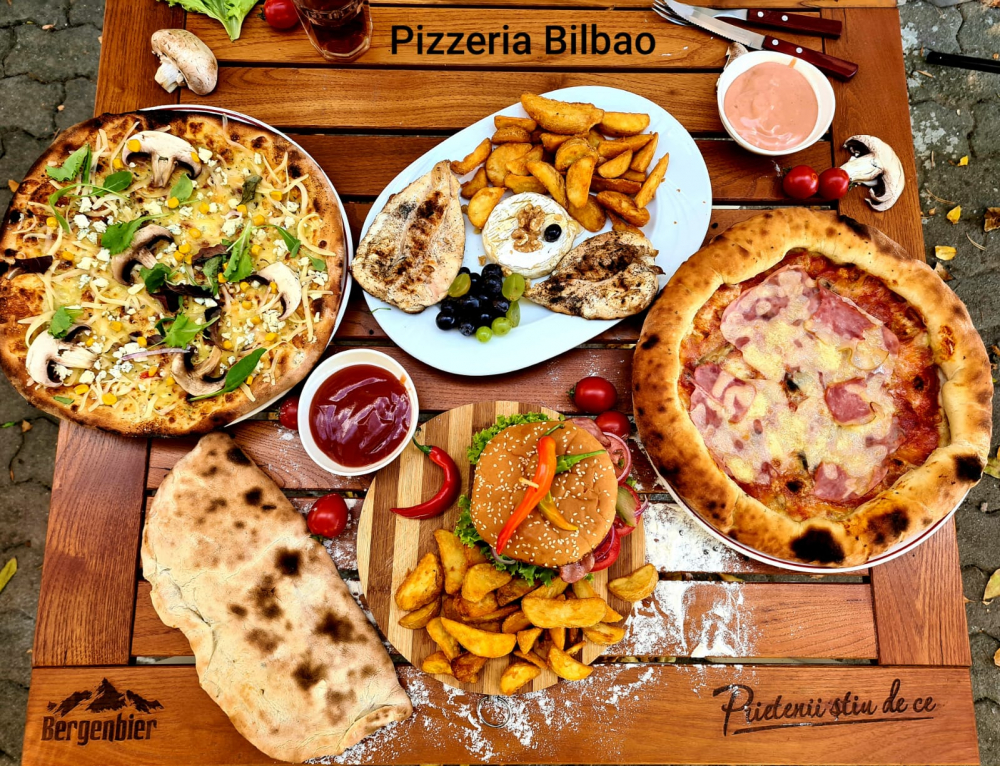Restaurant Bilbao cover
