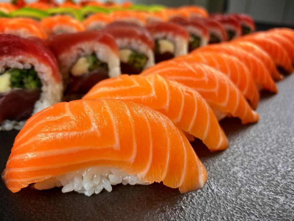 Sushi Factory cover