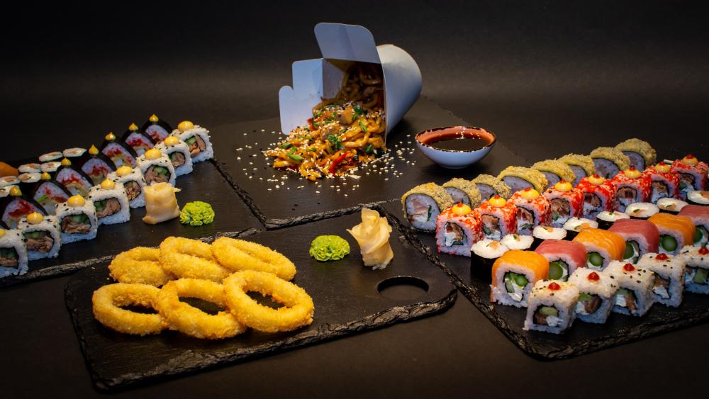 Sushi Master Dumbravita cover