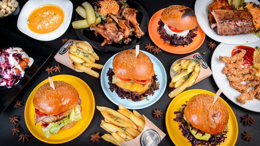 Burger Hub Otopeni cover