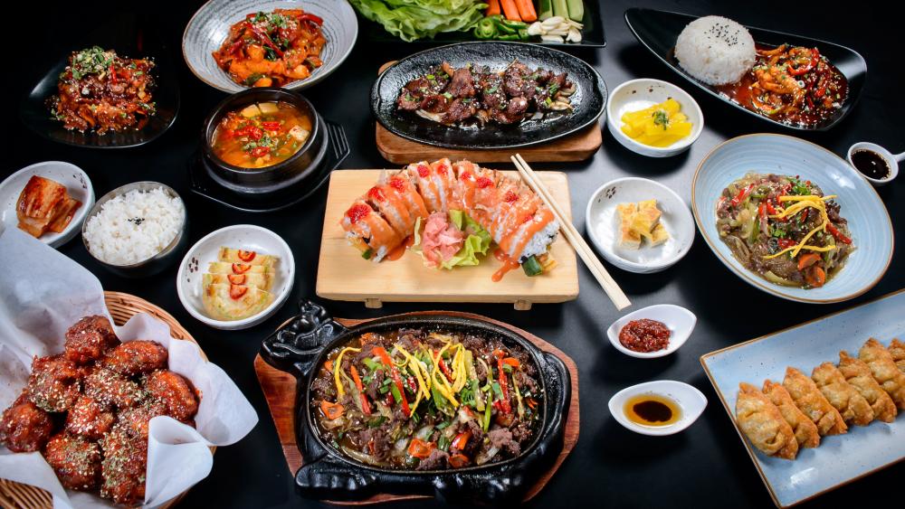 Restaurant Korean Seoul cover
