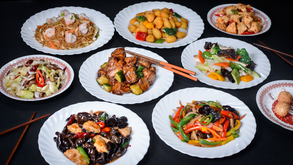 Manay Chinese Food cover image