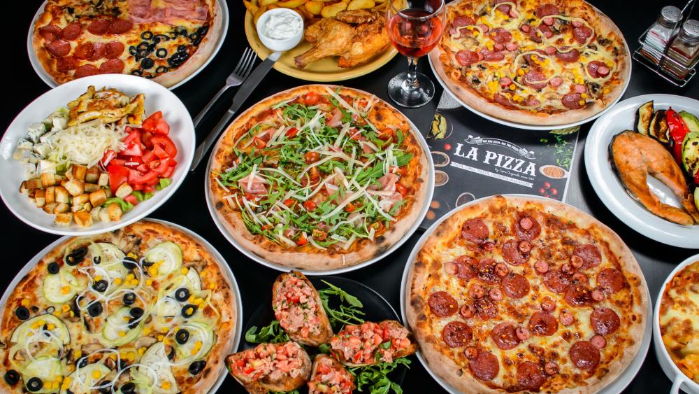 Capri Pizza cover