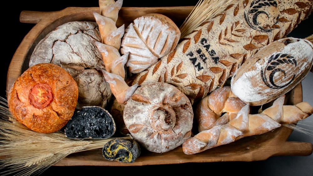 Casa del pan cover