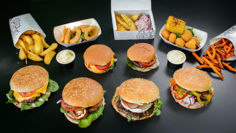 Rowa Burger cover