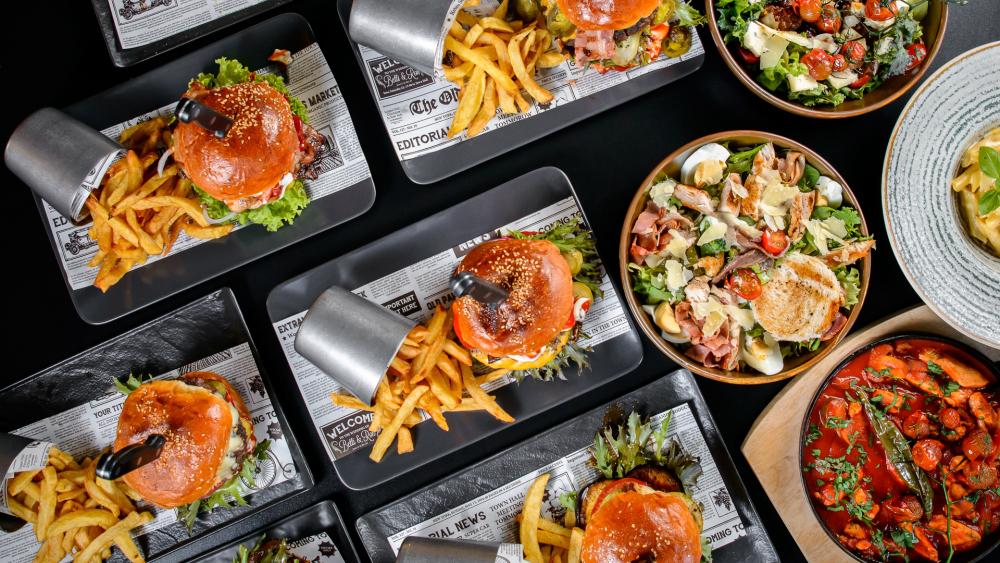 Burger Show Domenii cover