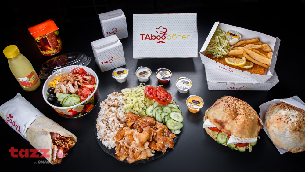 Taboo Doner cover