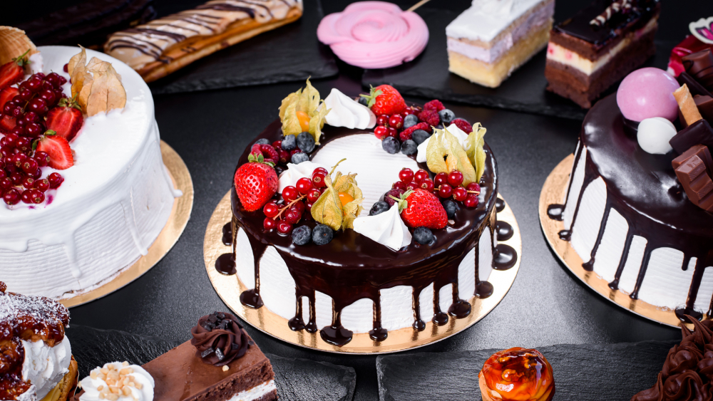 Dulce Nana Cake cover
