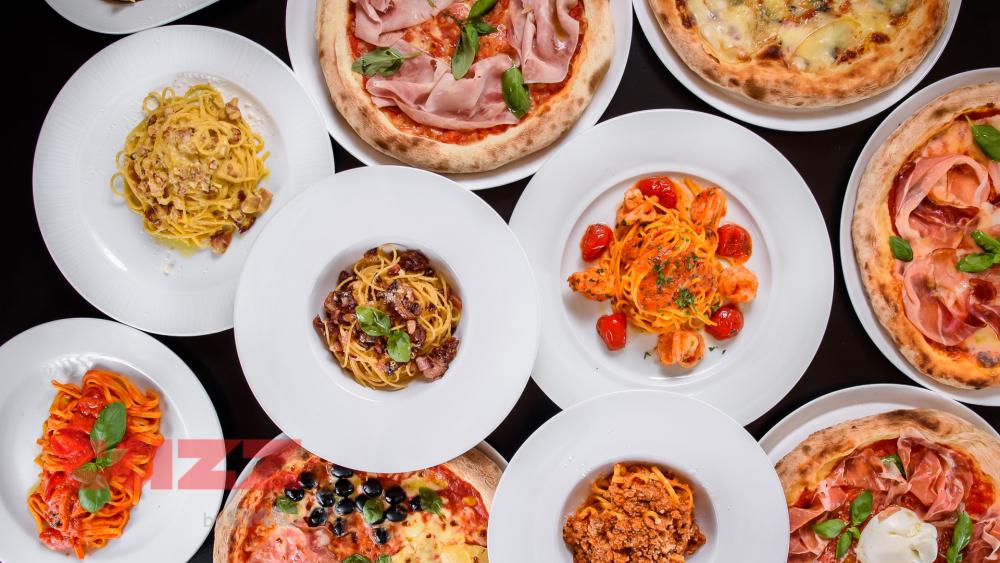 Restaurant SuperMercato cover