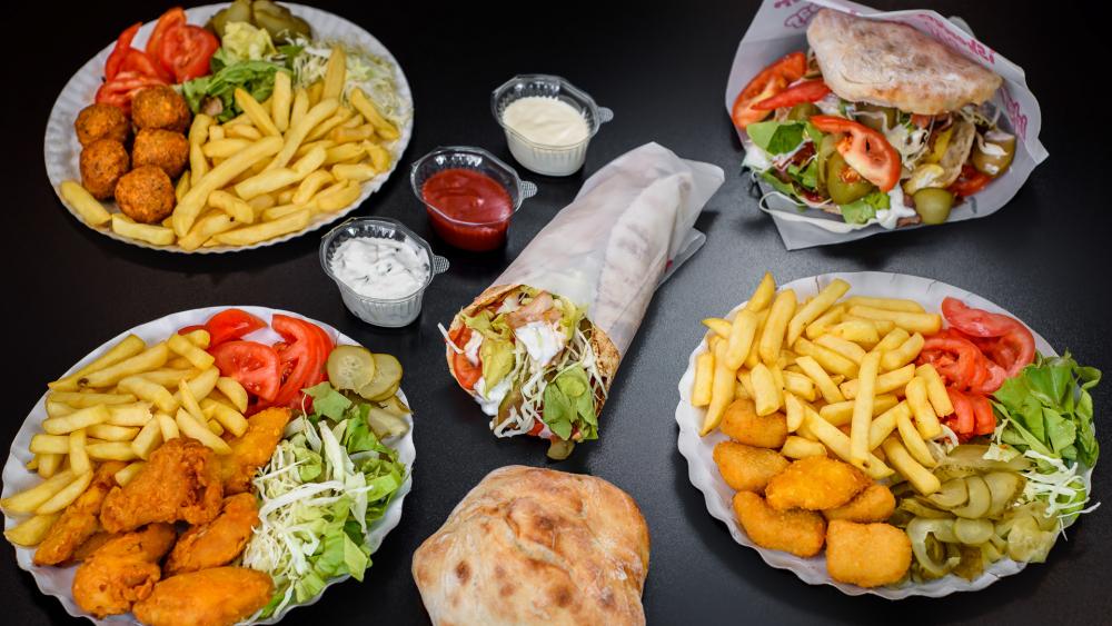 Iskender Kebab Deva cover