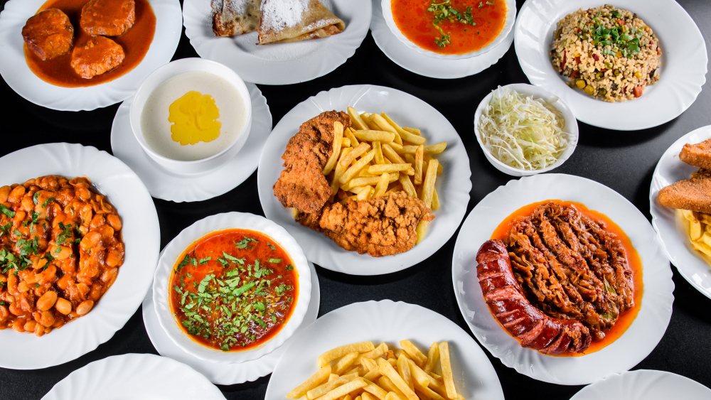 Teliatina food cover