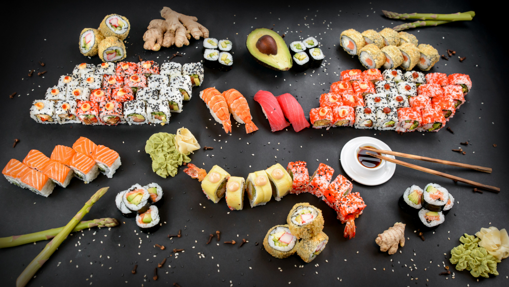 Sushi Master Titan cover