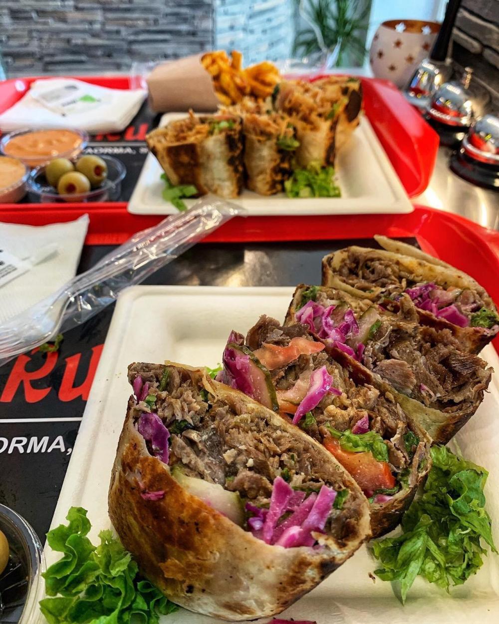 Restaurant jerusalem cover