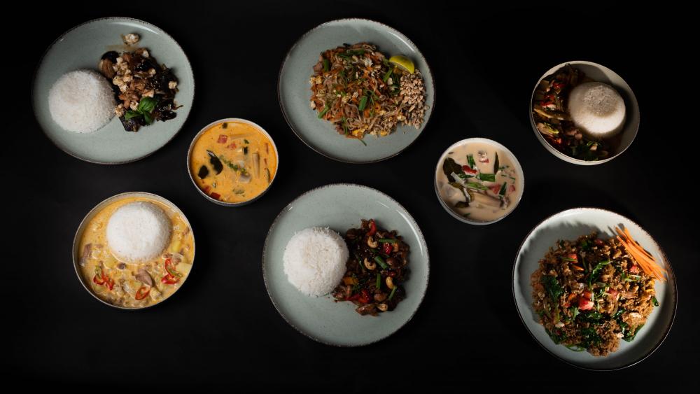 Lotus Thai Food cover