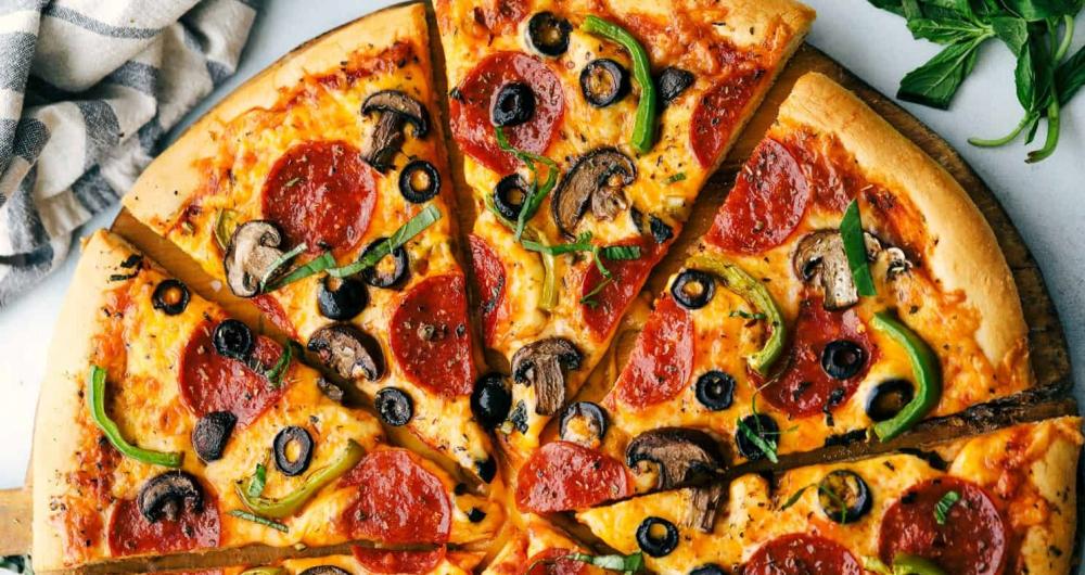 Pizza Buonissimo cover