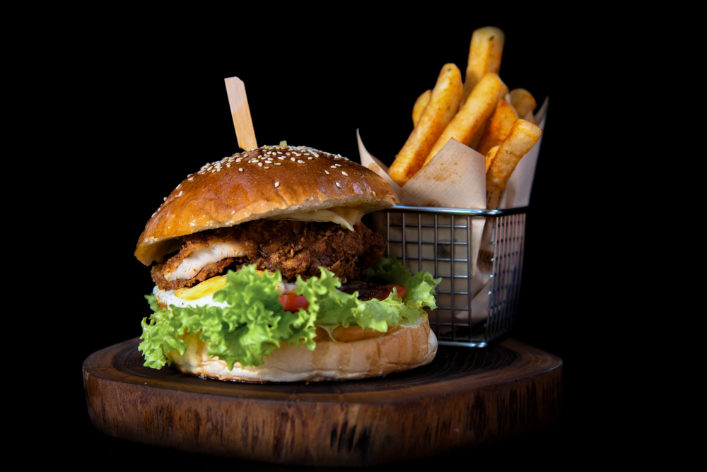 Black Burgers cover