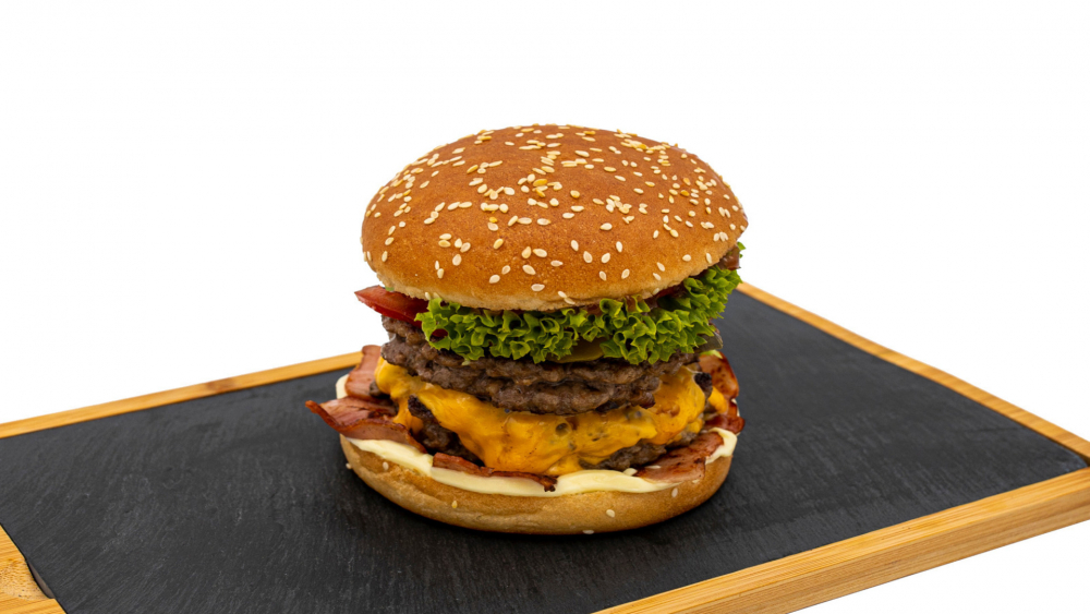 Amsterdam Burger by Holland cover