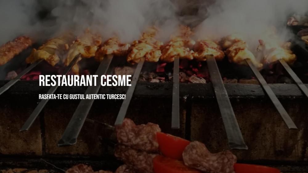 Restaurant Cesme cover