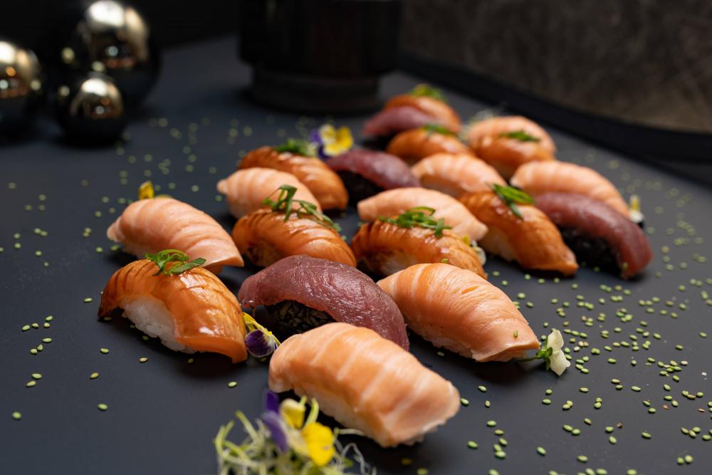 Hi Sushi cover