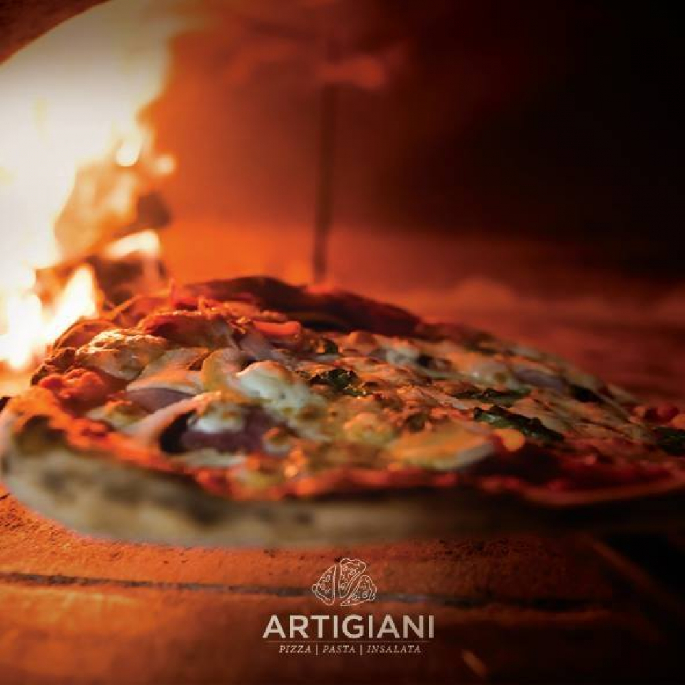 Artigiani Pizzeria cover