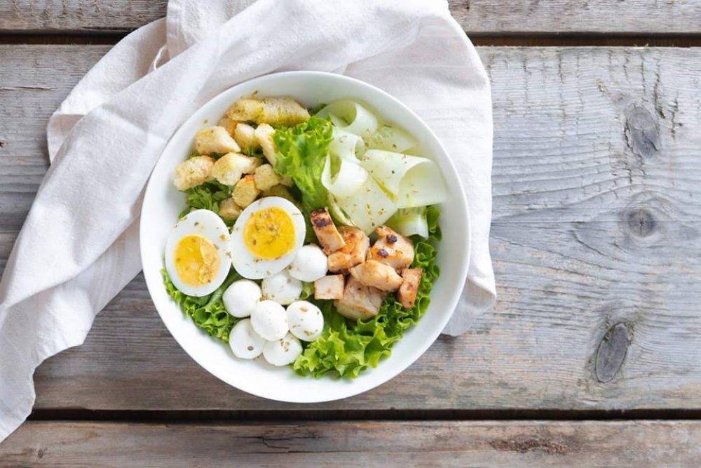 Salad Box cover image