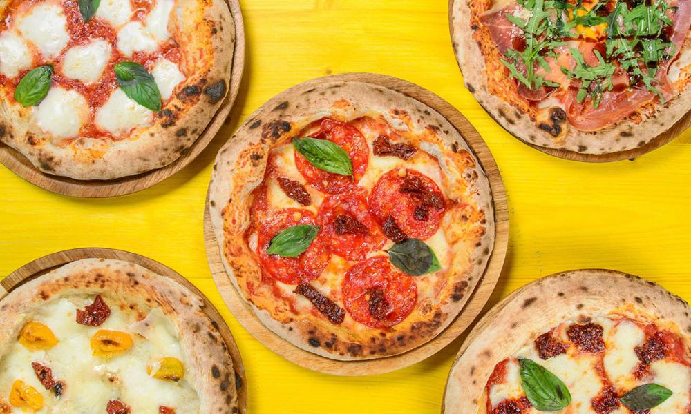 Camionetta Pizzeria Mercato cover