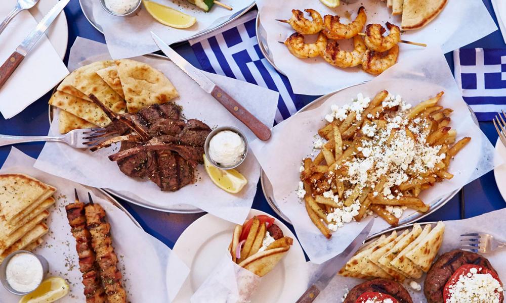 Gyros Thessalonikis Gabroveni