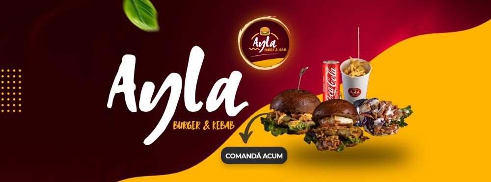 Ayla Burger & Kebab cover image