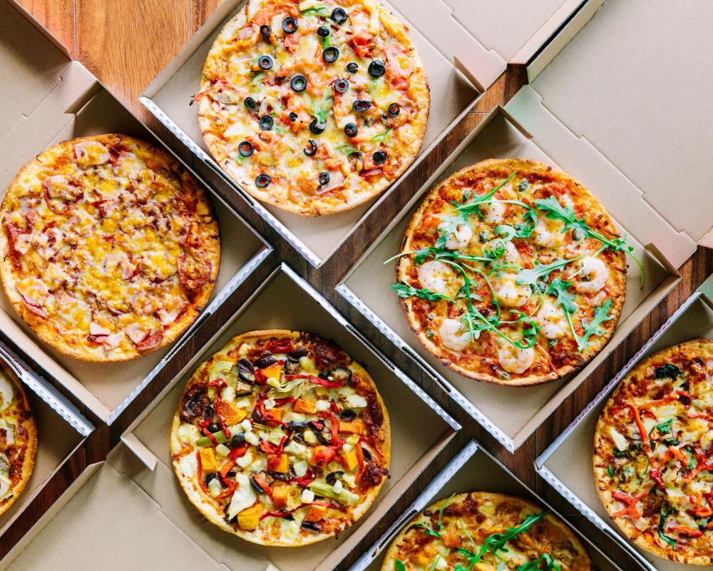 Fabrica de pizza cover image
