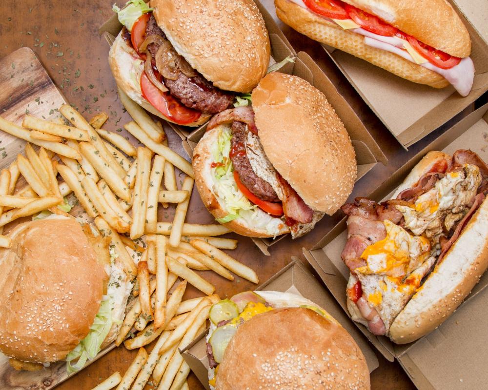 Burger 2 Be Tg. Jiu cover