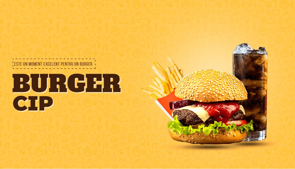 Burger Cip cover
