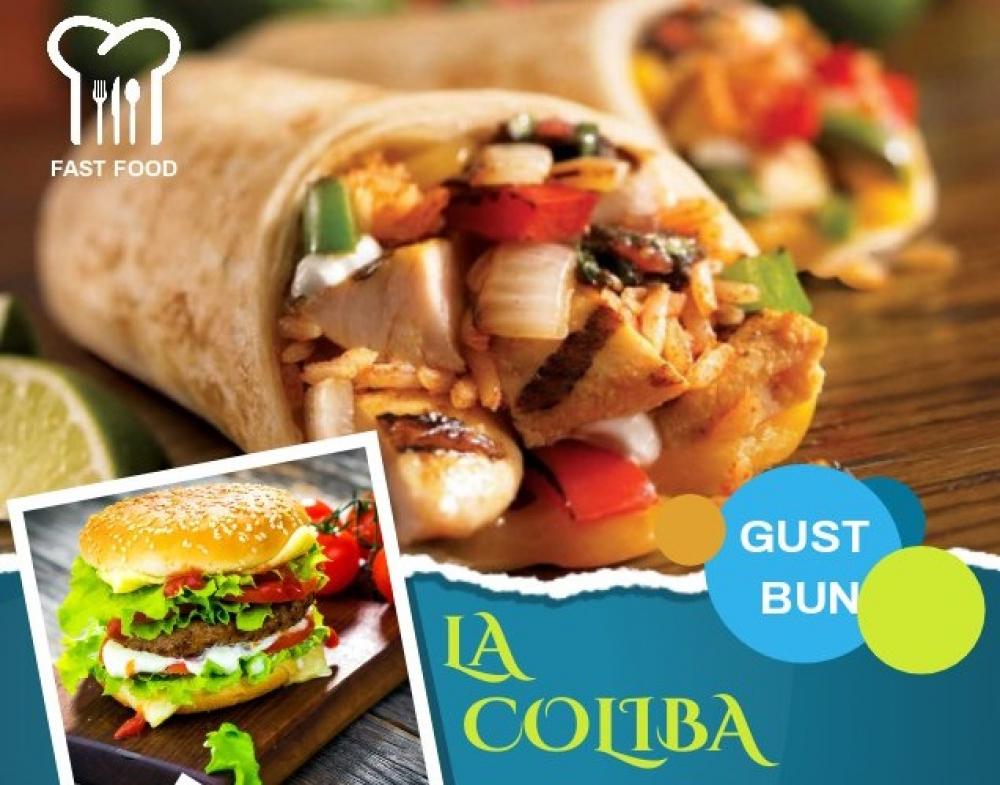 La Coliba Fast Food cover