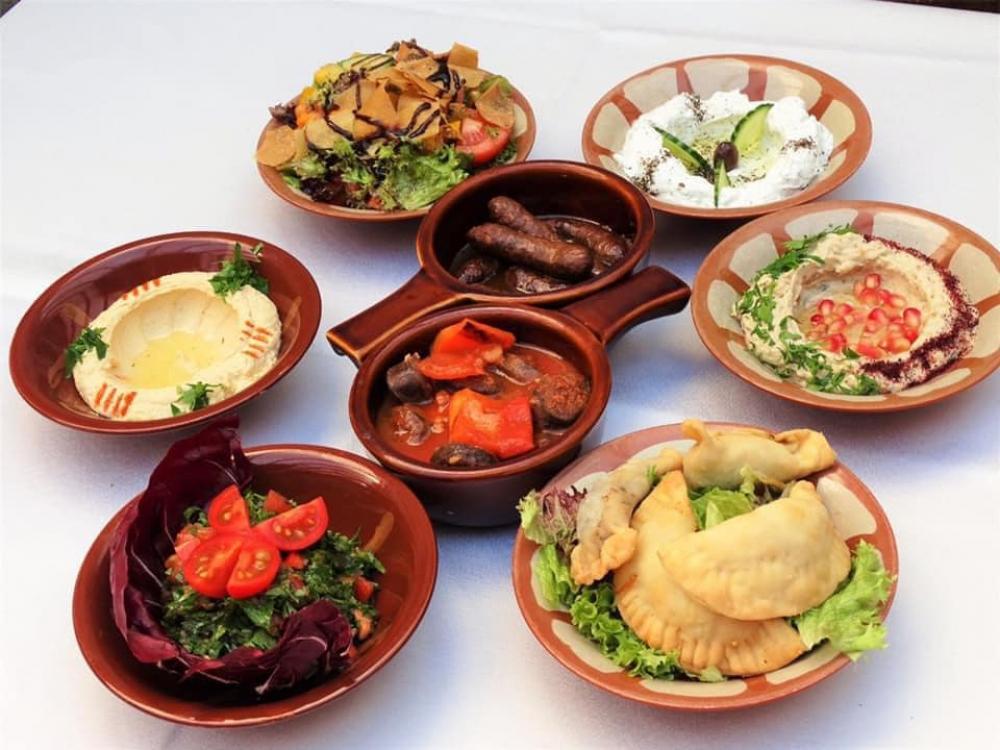 Restaurant Lido Mamaia by Voila cover