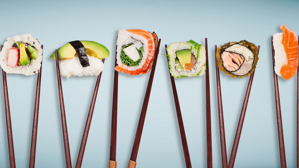 So Sushi cover image