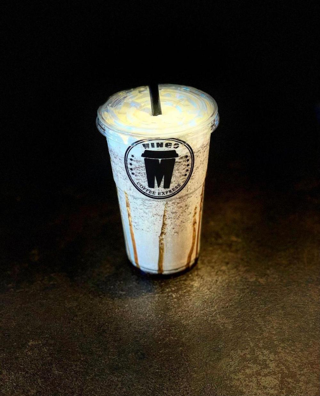 Mingo Coffee Express cover