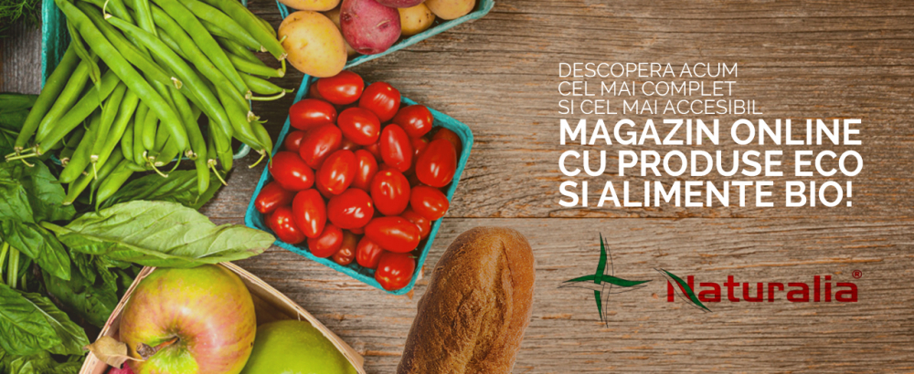 Magazin Naturalia Piata Alba Iulia cover