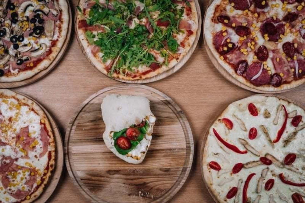 Pizzeria GoGo cover