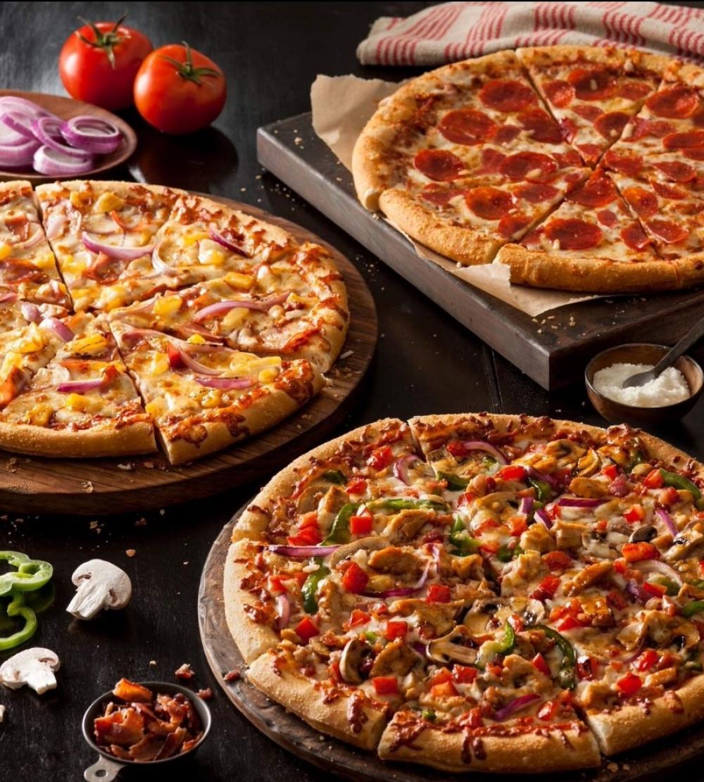 Pizza Zone cover